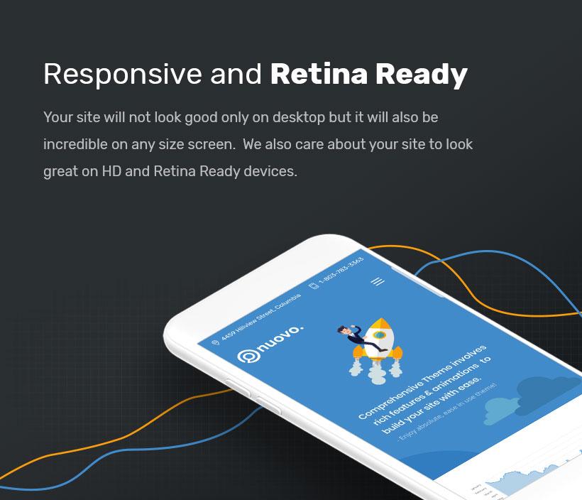 Nuovo - Social Media, Digital Marketing Agency, SEO WordPress Theme - 7