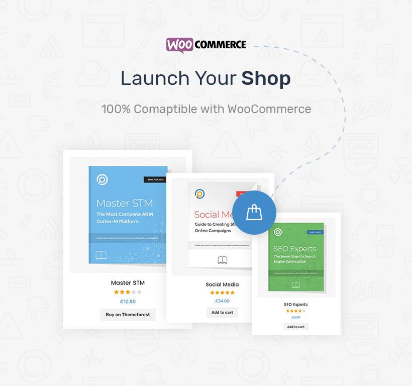 Nuovo - Social Media, Digital Marketing Agency, SEO WordPress Theme - 15